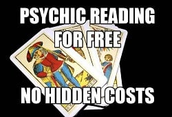 Absolutely Free Psychic
